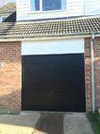 Hormann Jet Black door installed, Thame Garage Doors - Your Local Garage Door Expert